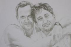 Ernie and Denny